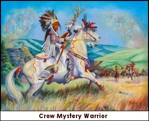 Crow Mystery Warrior